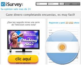 encuestas remuneradas en argentina ganar dinero por internet