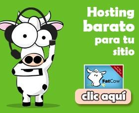 fatcow hosting barato hosting gratis para un sitio de internet