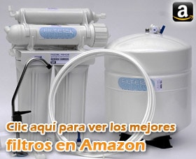 filtros de agua osmosis inversa comprar filtro de agua