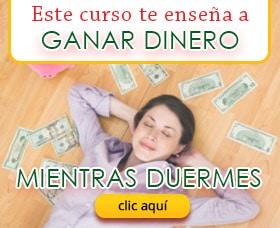 ganar dinero desde casa ganar dinero mientras duermes