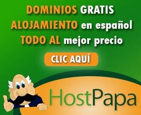 hosting con dominio gratis hostpapa alojamiento con dominio gratis
