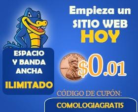 hosting gratis de hostgator 1 centavo por 1 mes alojamiento gratis