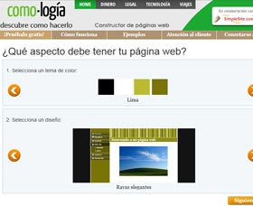 hosting gratis para una pagina web simple site alojamiento gratis