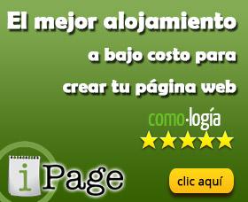 mejor alojamiento mejor hosting para crear una pagina web ipage