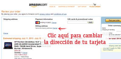 DONDE VENDEN TARJETAS DE AMAZON