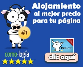 pagina web gratis alojamiento barato hosting gratis fatcow