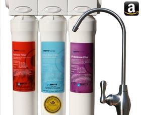 watts prermiere tener un filtro de agua