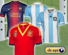 comprar camisetas de futbol por internet amazon