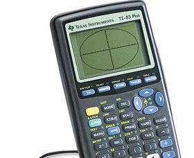 mejor calculadora grafica ti83 plus