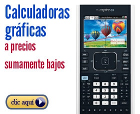 mejores calculadoras gráficas