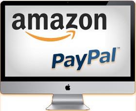 pagar en amazon con paypal comprar en amazon usando paypal