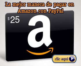 pagar en amazon paypal pagar con paypal en amazon