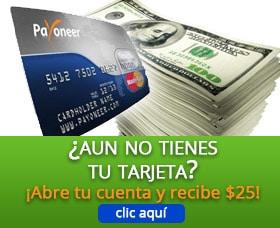 pedir una tarjeta payoneer activar una tarjeta payoneer