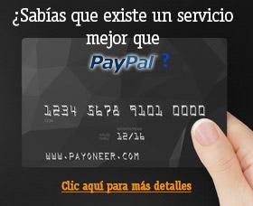 tarjeta de debito paypal mejor servicio que paypal alternativa paypal