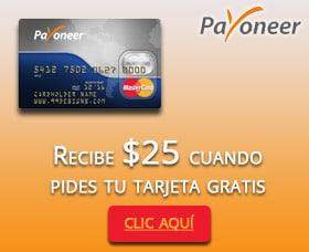 tarjeta payoneer abrir una cuenta payoneer registrarse payoneer
