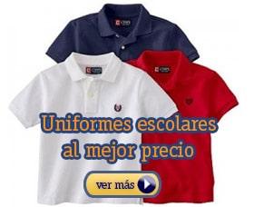 uniformes escolares al mejor precio en internet amazon