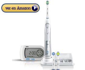 mejor cepillo electrico dental recargable oral b profesional 5000