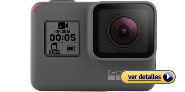 Cuál GoPro comprar: GoPro Hero 5 Black