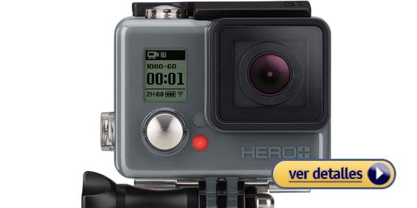 Mejor GoPro barata: GoPro Hero +