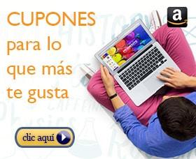 cupones amazon computadoras laptops tablets ahorrar dinero cupon amazon televisores camaras