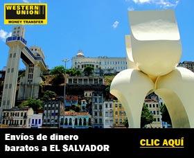 Enviar Dinero Al Salvador Western Union Transferencias De