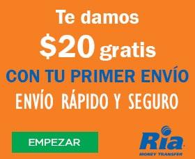 Ria Money Transfer Análisis Envíos Transferencias De Dinero