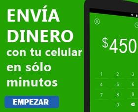 Enviar dinero desde tu movil celular xoom ria envios