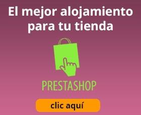 mejor alojamiento mejor web hosting prestashop tienda online ecommerce