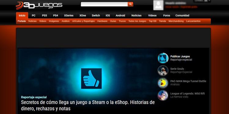3djuegos noticias playstation xbox