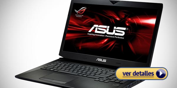 Mejor laptop para diseño gráfico #3: ASUS G750JW-DB71