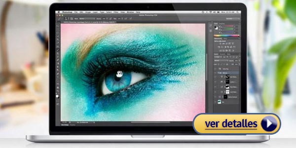Mejor portatil para diseno grafico Apple Macbook Pro