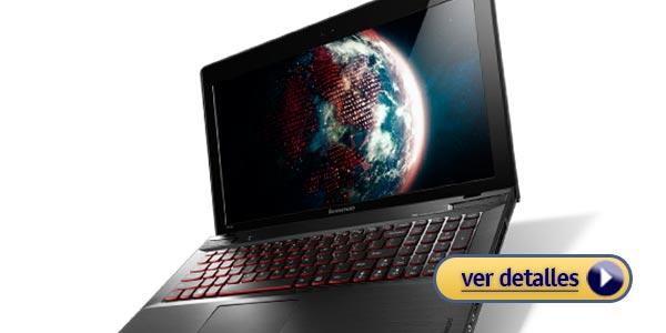 Mejor portátil para diseño gráfico #2: Lenovo IdeaPad Y510p
