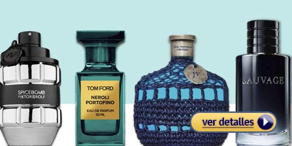 Mejores regalos para hombres mejores perfumes