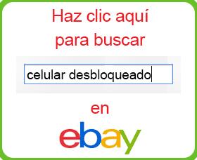 celular desbloqueado comprar por internet ebay