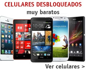 celulares desbloqueados comprar moviles unlocked por internet