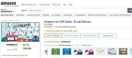 comprar gift card de amazon escoger la mejor tarjeta de regalo amazon