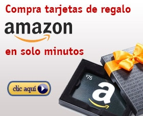 comprar gift cards de amazon facil y rapido comprar por internet