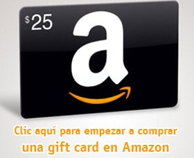 comprar una gift card en amazon comprar por internet tarjeta de regalo amazon