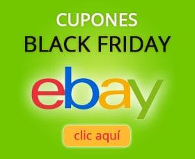 cupones de black friday ebay comprar por internet viernes negro