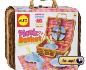 juego de picnic mejores regalos para ninas comprar por internet