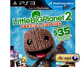 little big planet ps juegos educativos mejores juegos para ninos