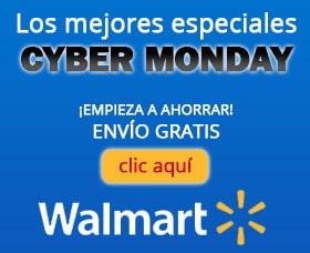 lunes cibernetico walmart ahorrar dinero en internet comprar barato