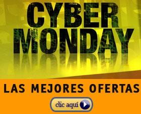 mejores ofertas cyber monday lunes cibernetico