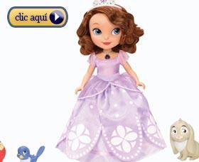 muneca para ninas regalos para ninas sofia princesa disney