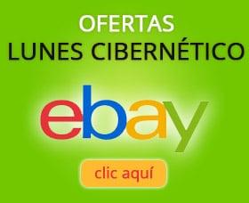 ofertas de lunes cibernetico ebay cyber monday ahorrar dinero comprar barato