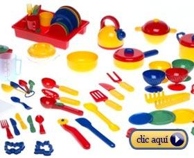 regalos para ninas juego de cocina que regalar a una nina