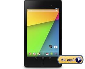 tableta nexus 7 mejores regalos educativos