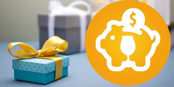 Estrategias para ahorrar dinero en regalos