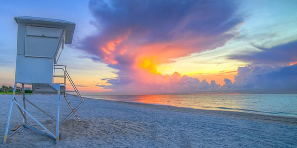Mejores playas de Florida Delray Beach