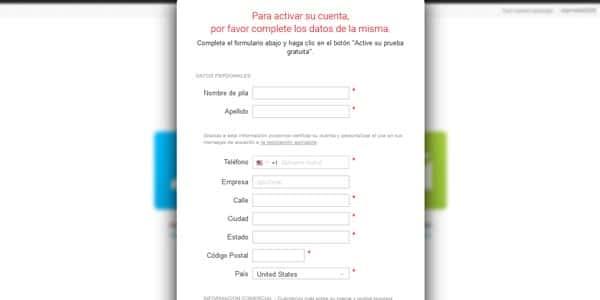 autoresponder en espanol gratis registrar